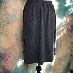⭐️ L.L. Bean Comfortable A-Line Skirt